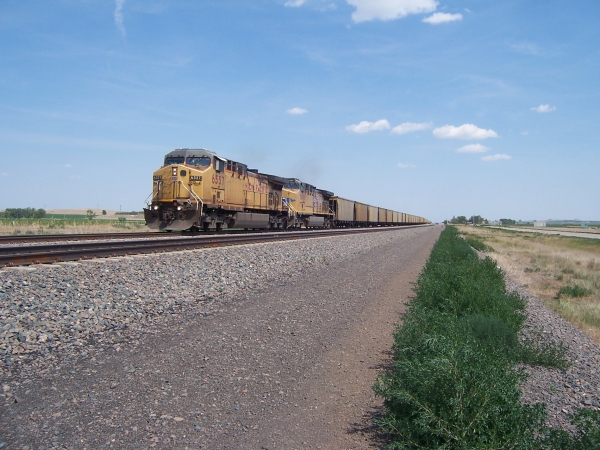 Coal train 1