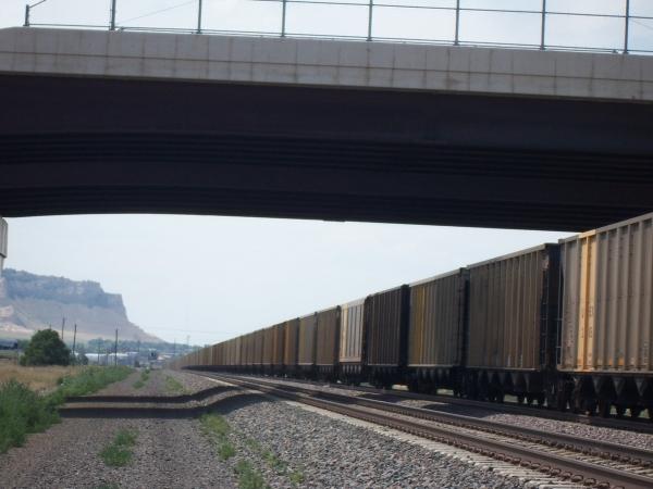 Coal train 3