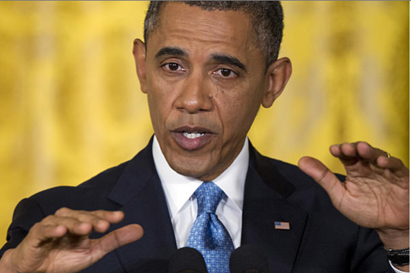 Obama Debt Spin