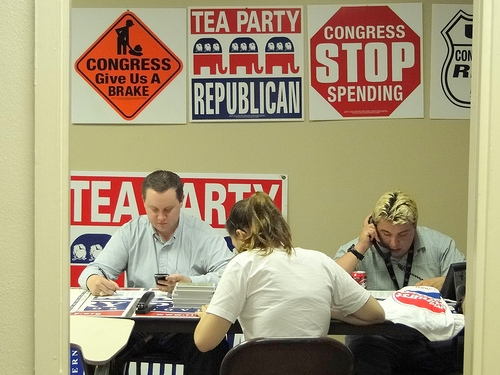GOP Phone Bank