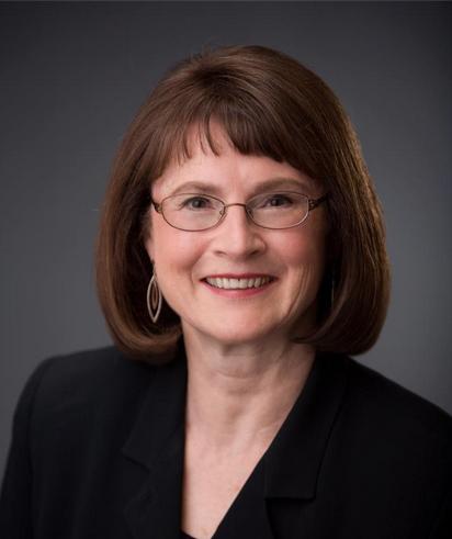 State Senator Ginny Burdick