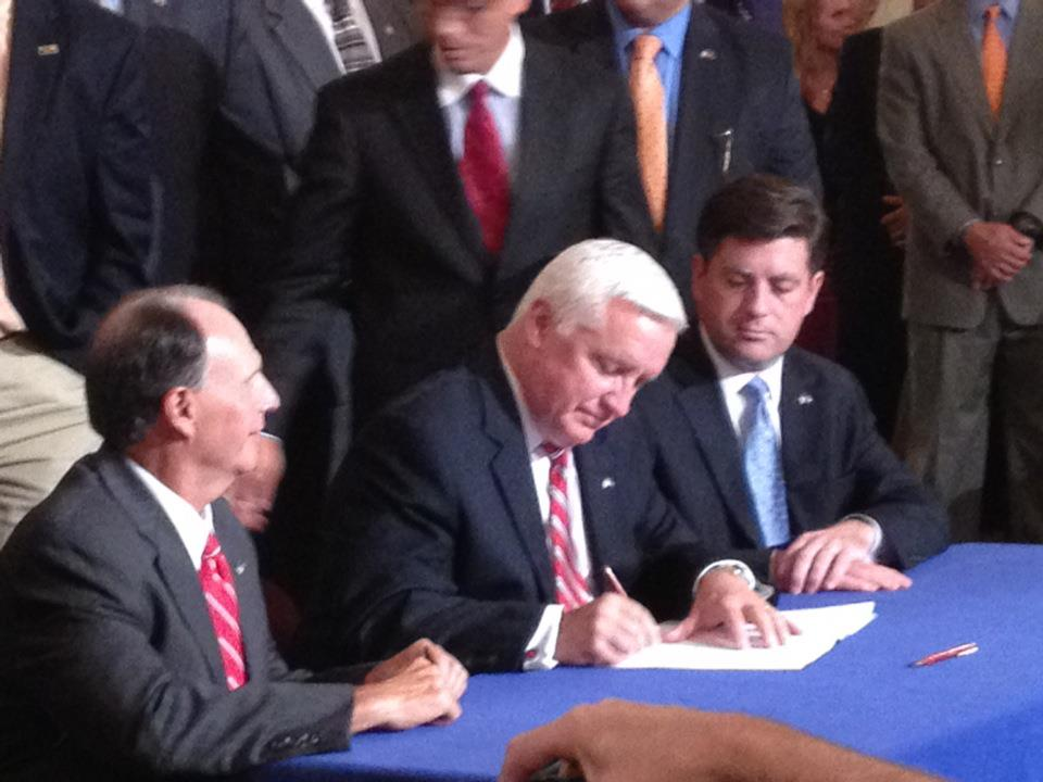 Governor Corbett Signs School Choice Into Law