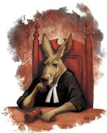 Kangaroo FISA Courts