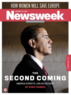 Obama Savior