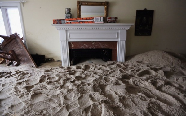 Sandy Living Room