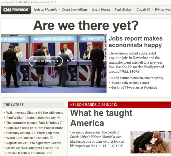 CNN 12/6/2013