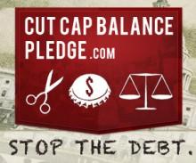 Sign the 'Cut Cap Balance' Pledge