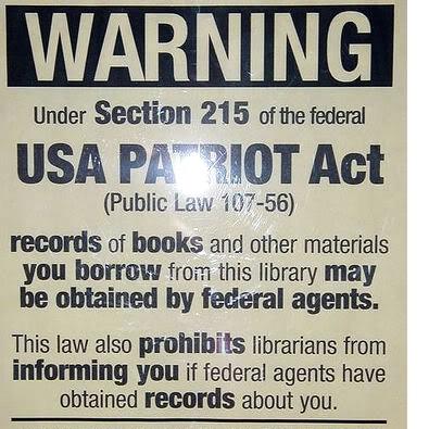 the patriot act key controversies