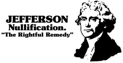 Jefferson on Nullification
