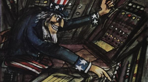 Uncle Sam, Spy