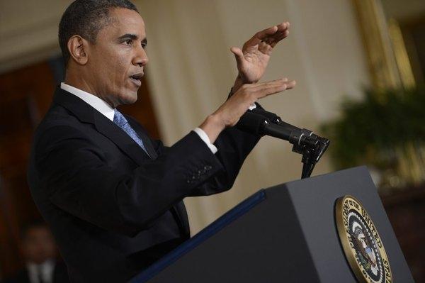 Obama Lectures Republicans