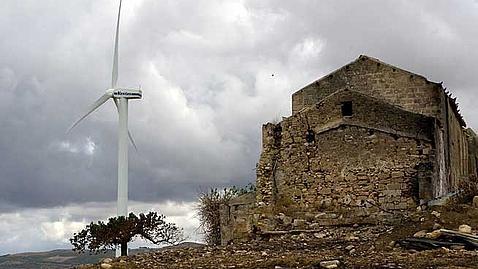 Spainsh Wind Turbine
