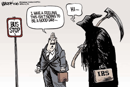 Lets Stop The Grim Reaper From Enforcing Equality Freedomworks