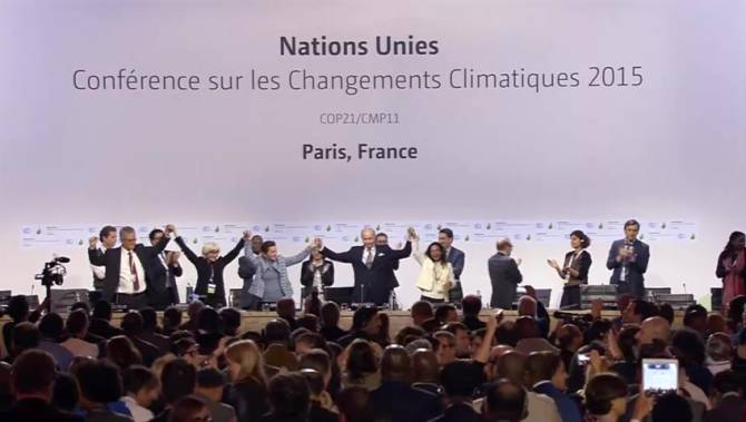 Climate Targets In Paris Agreement Would Impose 45 Trillion In