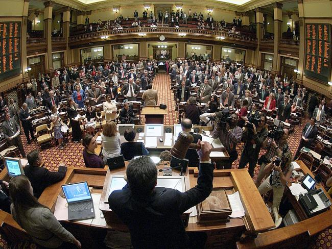 Georgia State House Passes Bill to Nullify ObamaCare ...