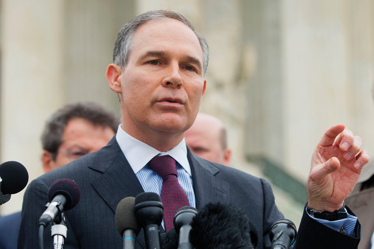 the case for scott pruitt to serve as epa administrator freedomworks